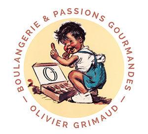 logo olivier grimaud chocolat